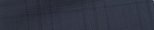 【Ca_7s132】ダークブルーグレー+5.5×4.5cmファンシーチェック