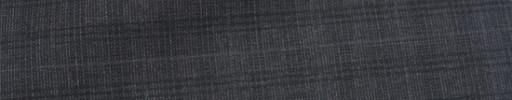 【Ca_7s133】グレーファンシーチェック+2.5×4.5cmウィンドウペーン