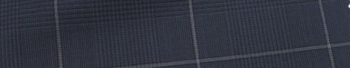 【Ca_7s135】ネイビーグレンチェック+6×5cmウィンドウペーン