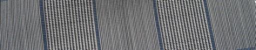 【Ca_7s151】白黒グレンチェック+7×5.5cmブループレイド