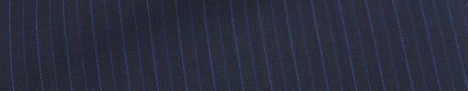 【Ca_7s157】ネイビー・シャドウ柄+7ミリ巾ブルーストライプ