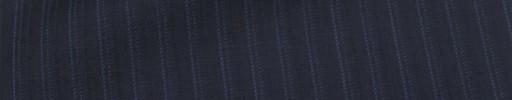【Ca_7s253】ネイビー柄+7ミリ巾ライトブルー・織り交互ストライプ
