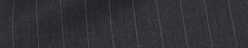 【Ca_7s255】チャコールグレー+1.2cm巾ストライプ