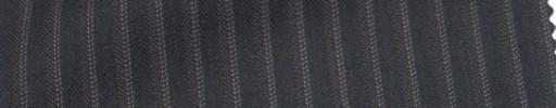 【Cb_Ls05】グレー柄+6ミリ巾ブラウン織り・ドットストライプ