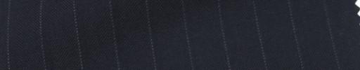 【Cb_Ls25】ダークネイビー+1cm巾織り・ドットストライプ