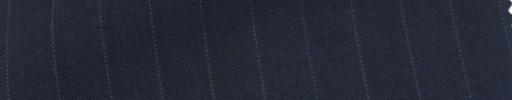 【Cb_Ls26】ネイビー+1cm巾織り・ドットストライプ