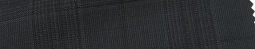 【Cb_Ls30】ダークグレーグレンチェック+2×1.7cm織りプレイド