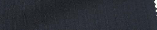 【Cb_Ls55】ネイビー+7ミリ巾織りストライプ