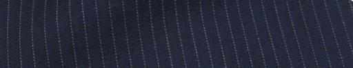【Cu_7s03】ライトネイビー+5ミリ巾ドットストライプ