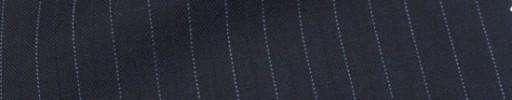 【Cu_7s06】ネイビー+9ミリ巾織り・ドット交互ストライプ