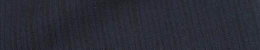 【Cu_7s17】ネイビーストライプ柄+9ミリ巾ブラックワイドストライプ