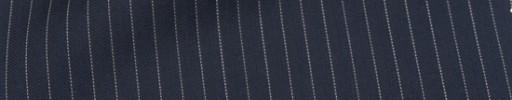 【Cu_7s26】ネイビーヘリンボーン+5ミリ巾ストライプ