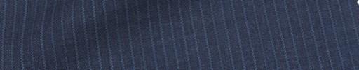 【Cu_7s41】ライトネイビーブルー+4ミリ巾ブルーストライプ