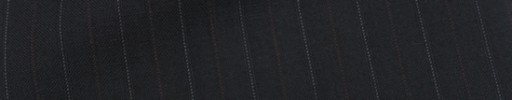 【Cu_7s48】ブラック+1.5cm巾赤茶・白ドット交互ストライプ