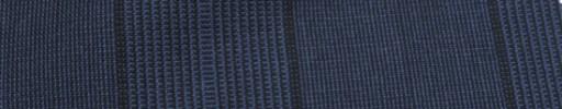 【Hf_a41】紺黒10×9cmグレンプレイド