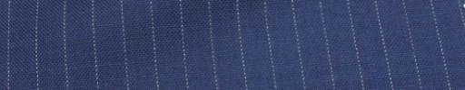 【Hf_a47】ロイヤルブルー+8ミリ巾ストライプ