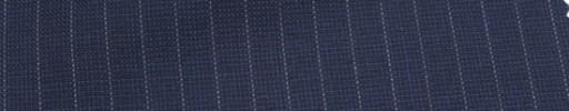【Hf_a48】ライトネイビー+8ミリ巾ストライプ