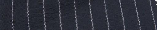 【Hf_a55】ネイビー+1.2cm巾白ストライプ