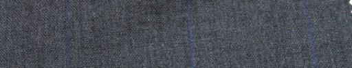 【Hf_a70】ミディアムグレー+6.5×4.5cmブルー・ウィンドウペーン