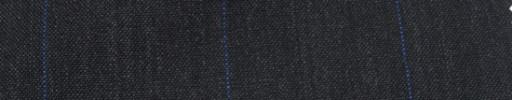 【Hf_a71】ダークグレー+6.5×4.5cmブルー・ウィンドウペーン