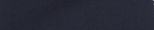 【Hf_a81】ネイビー+1.5cm巾織りストライプ