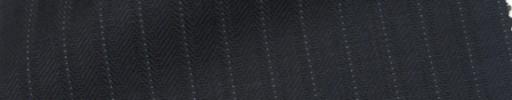 【IB_7s052】ダークネイビー柄+7ミリ巾ドットストライプ
