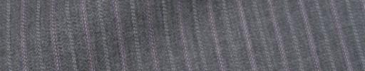 【IB_7s059】ライトグレー+8ミリ巾ピンク・ドット交互ストライプ