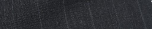 【IB_7s067】チャコールグレー+1.5cm巾ストライプ