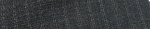 【IB_7s070】ミディアムグレー+8ミリ巾織り・ドットストライプ