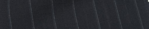 【IB_7s071】ダークネイビー+1.3cm巾ドット・織り交互ストライプ