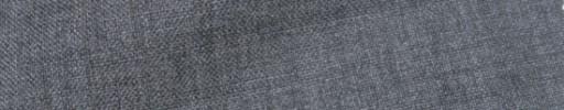 【IB_7s088】ミディアムグレー織りグラフチェック+2.5cmオーバーチェック