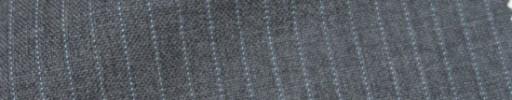 【IB_7s091】ライトグレー+5ミリ巾ライトブルーストライプ