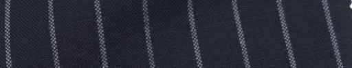 【IB_7s095】ネイビー+1.2cm巾ワイドストライプ