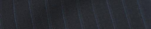 【IB_7s101】ダークネイビー+8ミリ巾ブルー・グレードットストライプ