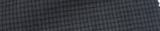 【IB_7s117】グレー+ブラック2ミリグラフチェック
