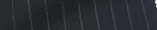 【IB_7s128】ダークネイビー+9ミリ巾ストライプ