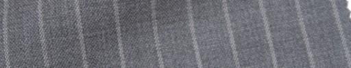 【IB_7s131】ライトグレー+9ミリ巾ストライプ