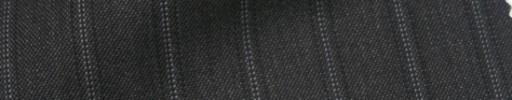 【IB_7s133】チャコールグレー+1.5cm巾柄ストライプ