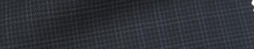 【IB_7s155】ダークグレーハウンドトゥース+1.0×0.8cmWプレイド