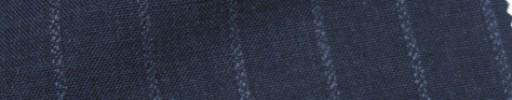 【IB_7s175】ブルーグレー+1.6cm巾ファンシーストライプ
