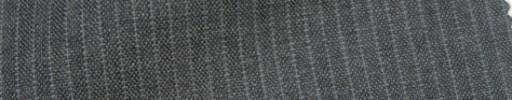 【IB_7s190】ミディアムグレー柄+3ミリ巾ストライプ