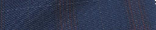 【IB_7s195】ネイビー+5.5×4.5cmエンジプレイド+ホワイトウィンドウペーン