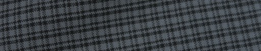 【IB_7s207】グレー×ブラック4ミリファンシープレイド