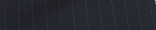 【Miy_c7s22】ネイビー+1.1cm巾ドット・織り交互ストライプ