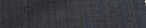 【Miy_c7s37】ミディアムグレー+1.6cm巾白ドット×織り・黒×ブルー交互ストライプ
