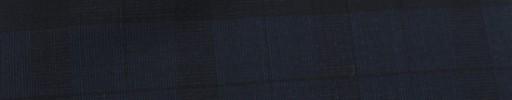 【Miy_c7s62】ダークネイビー+4.5×3.5cm黒オーバープレイド