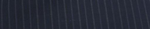 【Miy_c7s65】ネイビー+5ミリ巾白ドット・織りストライプ