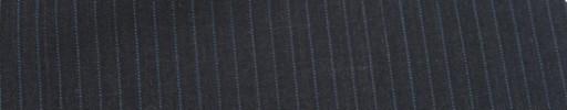 【Miy_c7s69】チャコールグレー+4ミリ巾ライトブルーストライプ