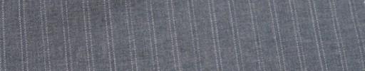 【Miy_c7s72】ライトグレー+8ミリ巾白Wドット・織りストライプ
