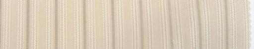 【Mjt_7s01】オフホワイトストライプ柄+1.4cm巾グレーストライプ